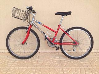 Bicicleta para adolescente