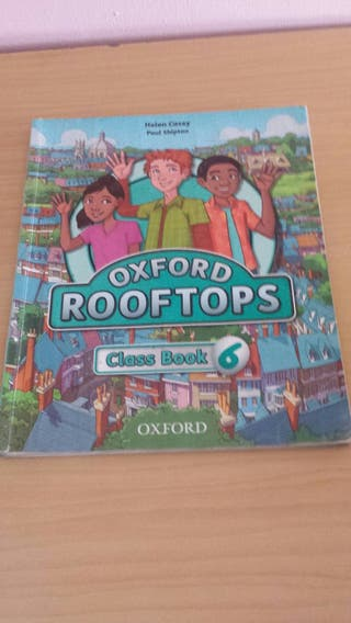 INGLÉS 6. OXFORD ROOFTOPS.
