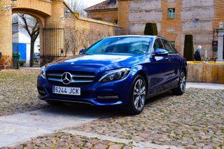 Mercedes C250 Bluetec Avantgarde 204cv Automático