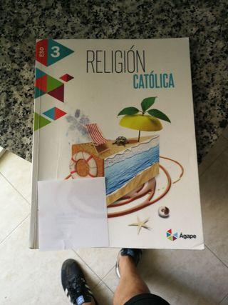 RELIGION CATÓLICA 3 ESO