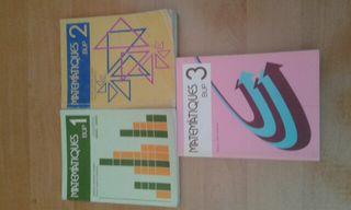 Libros BUP en catalán