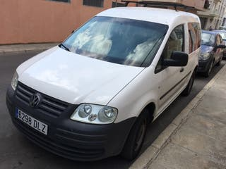 volkswagen caddy 4x4