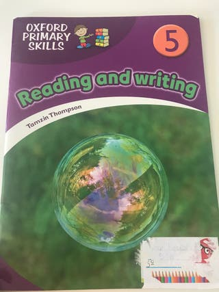 Reading and writing 5 primaria