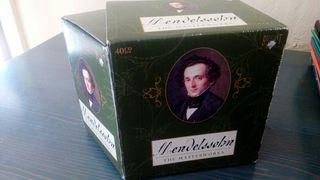 40 CD BOX MENDELSON / BARTHOLDY