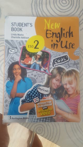 libro student's book new english in use