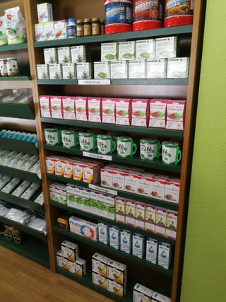 Productos herbolario Mérida