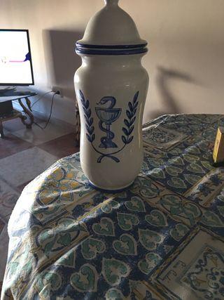 Tarro de ceramica