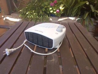 Calefactor electrico 2000w