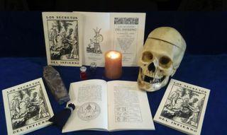 Libro Los Secretos del Infierno
