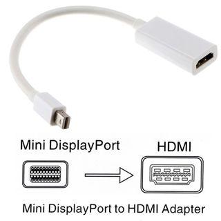 Cable HDMI a Mini DisplayPort Adaptador MacBook