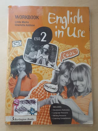 woorkbook english in use