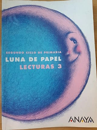 Luna de Papel Lecturas 3 ANAYA
