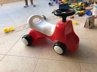 Bici niño sin pedales
