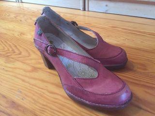 Zapatos EL NATURALISTA tacon