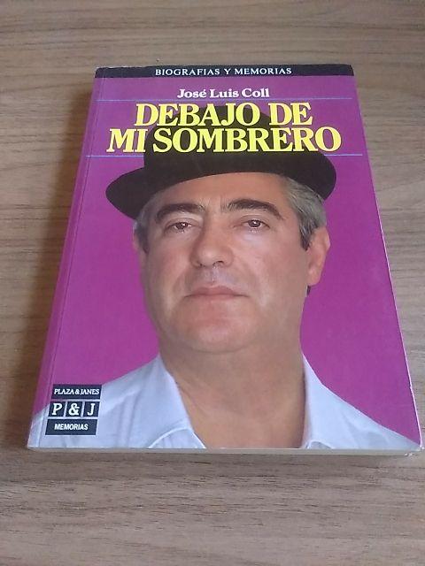 Debajo de mi sombrero de segunda mano por 2 € en Madrid en WALLAPOP 0c6a6c576bd