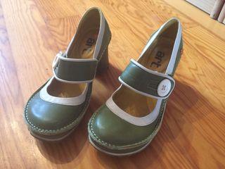 Zapatos tacon ART