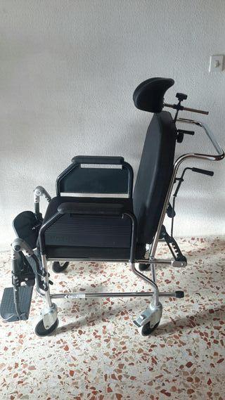 silla ruedas multifuncion ENTREGA M.MENOR Y MURCIA