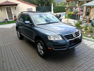 Volkswagen Touareg 2007 3.2 V6