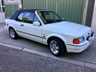 Ford Escort Xr3i Cabrio 1989