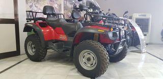 QUAD ATV 4X4 BOMBARDIER CAN AM TRAXTER MAX 500