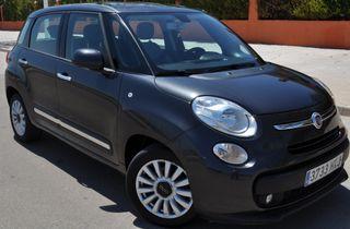 Fiat 500L automático