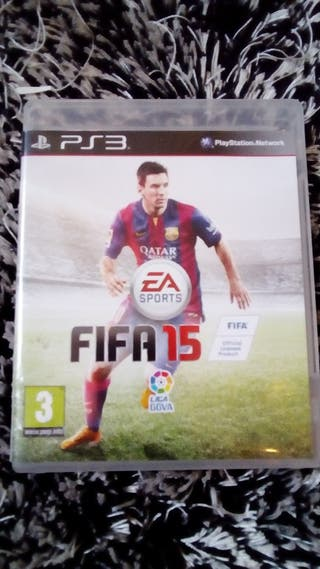 FIFA 15 - PS3 -