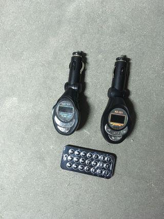 Pack accesorios de coche