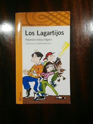 libro: los lagartijos