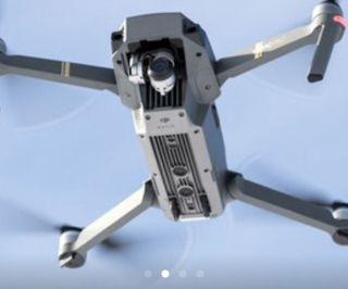 Alquiler Dron DJI Mavic Pro