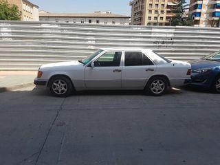 Mercedes-benz 300d 1986