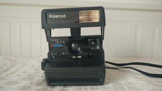 Cámara Polaroid Close-Up 636