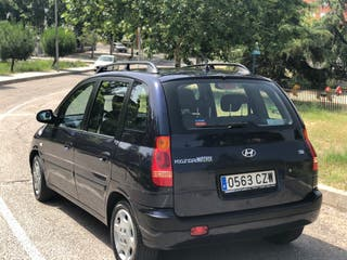 Hyundai Matrix 1.5 crdi 90cv manual