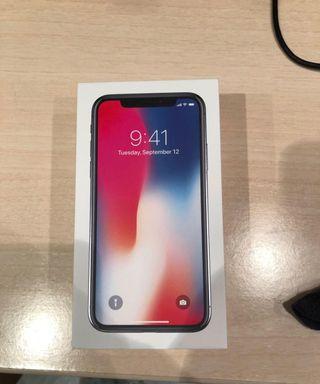 iPhone X 64 GB Gris