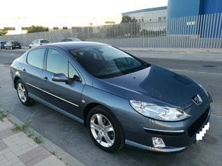 PEUGEOT 407 ST SPORT 2.0 HDI 136 CV IMPECABLE