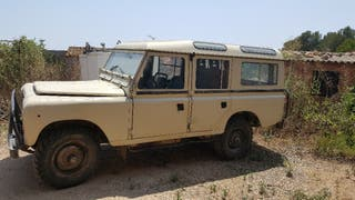 Land Rover 6 cilindros 1980