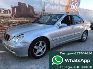 Mercedes Clase C 220 CDI AVANTGARDE