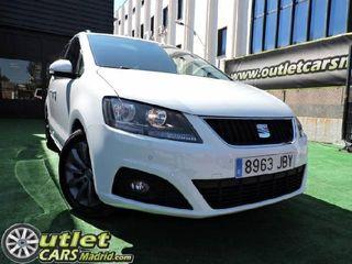 SEAT Alhambra 2.0 TDI I-Tech Ecomotive 103 kW (140 CV)