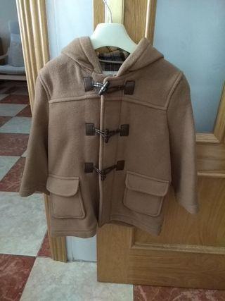 abrigo talla 3