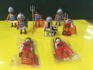 Playmobil gladiadores