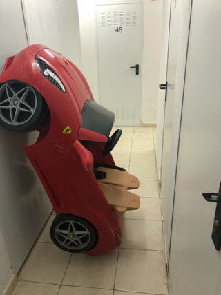 Ferrari niños