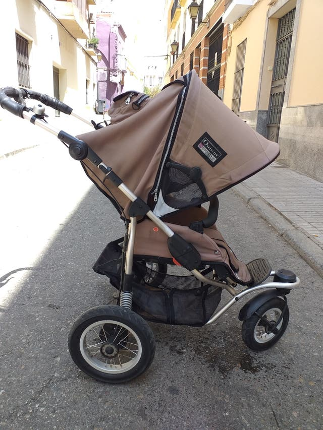 carro quinny freestyle 3xl