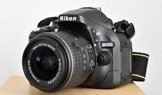 CAMARA FOTOS NIKON D5200