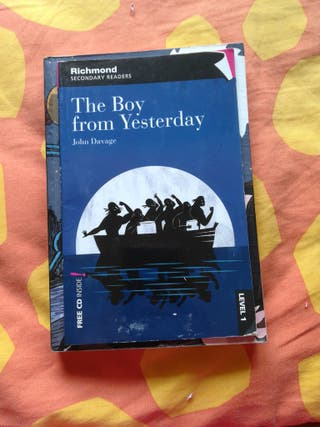 The Boy from Yesterday (libro lectura en inglés)