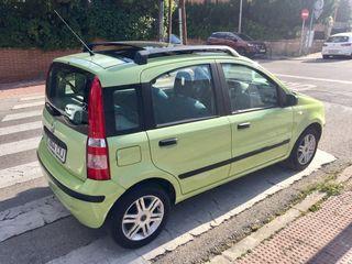 Fiat Panda techo panorámico