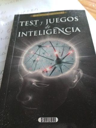 test y juegos de inteligencia