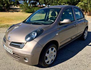 Nissan Micra 2006 1.4 Acenta