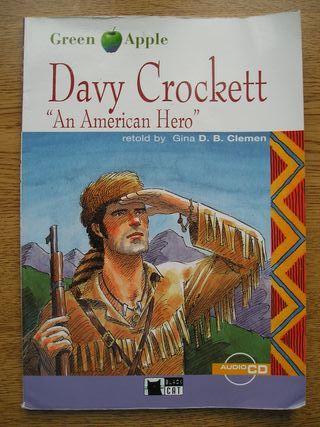 "Libro lectura ingles ""DAVY CROCKETT"""