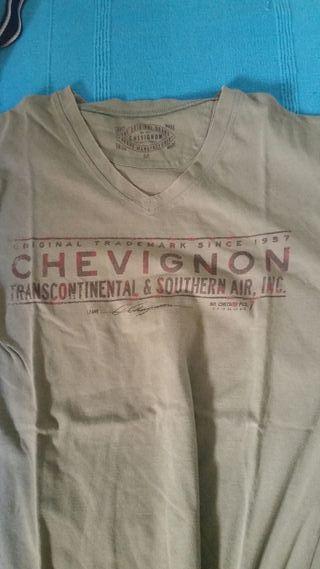 Camiseta chevignon