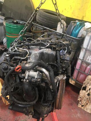 Motor CBAB 2.0 tdi passat
