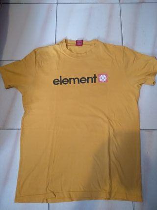 camiseta elements